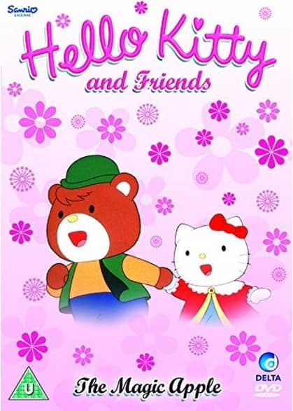 Hello Kitty And Friends The Magic Apple DVD