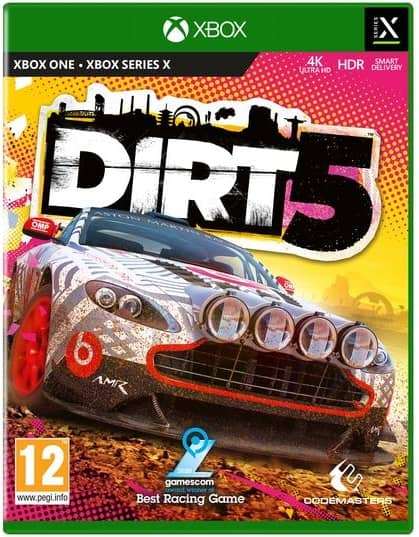 Dirt 5 Xbox One | Series X Game