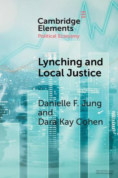 Lynching and Local Justice