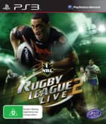 Rugby League Live 2 (preowned)