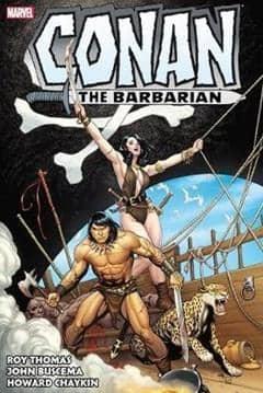 Conan the Barbarian: The Original Marvel Years Omnibus Vol. 3 (Hardback)