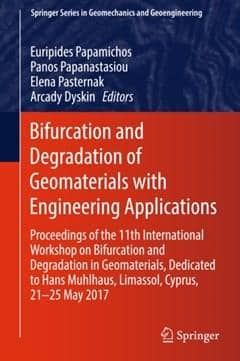 Bifurcation and Degradation of Geomaterials with Engineering Applications (ebook)