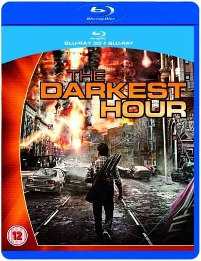 Darkest Hour Blu-ray & Blu-ray 3D