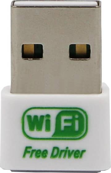 Driver Free Networking Adapter USB WiFi Receiver Mini Wireless Network Card USB Adapter for Mac Windows Linux