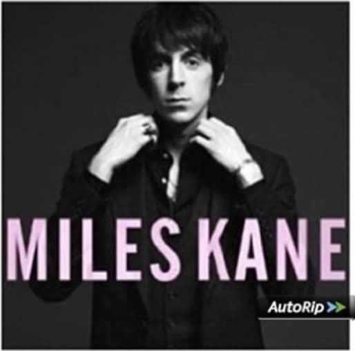 Miles Kane - Miles Kane CD