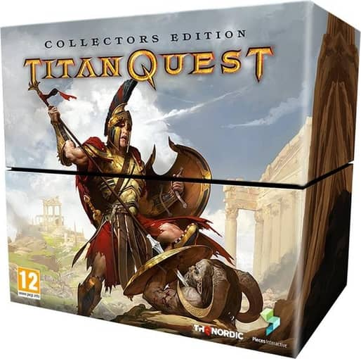 Titan Quest Collector's Edition PS4 Game