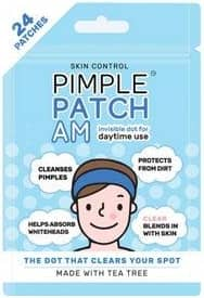 Skin Control AM Daytime Use Pimple Patch 24 Pack