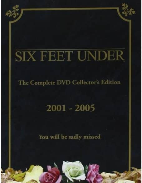 Six Feet Under Complete Hbo Seasons 1-5 Collector's Edition DVD