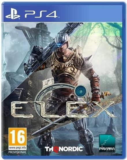 Elex PS4 Game