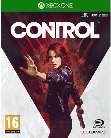 Control Xbox One Game