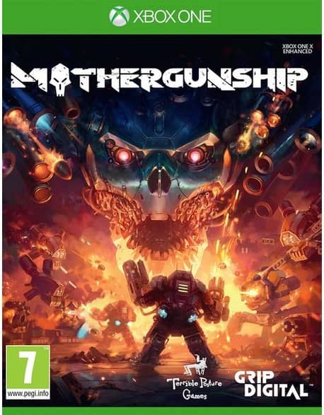 Mothergunship Xbox One Game