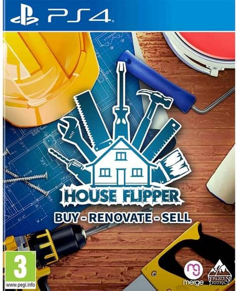House Flipper PS4 Game