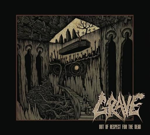 Grave - Out Of Respect For The Dead CD