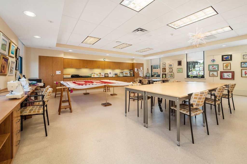 Art Studio with Ceramic Room and Kiln