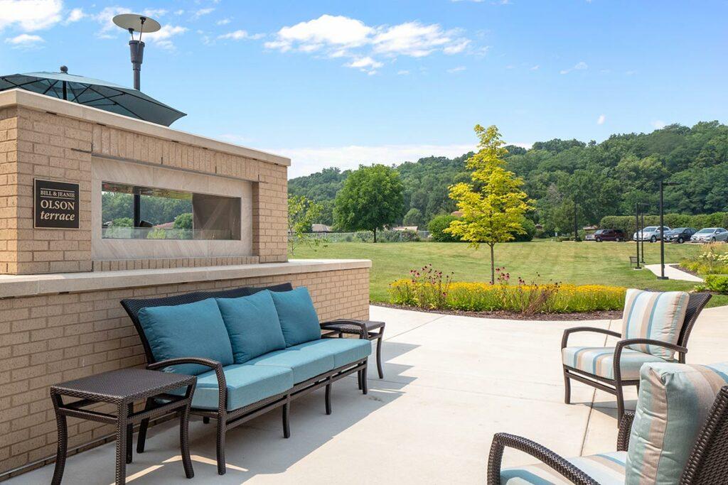 Olson Terrace