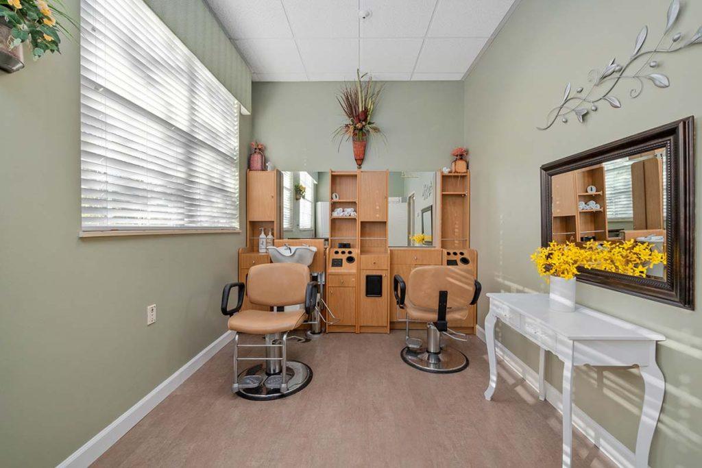 Beauty Parlor/Barber Shop