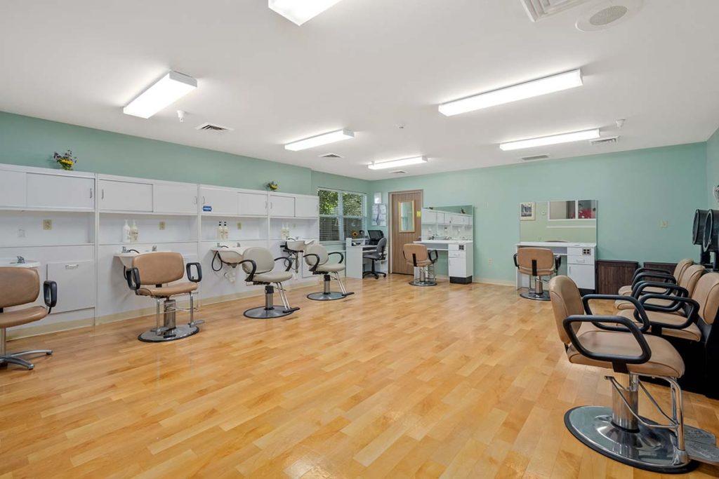 Beauty Parlor / Barber Shop