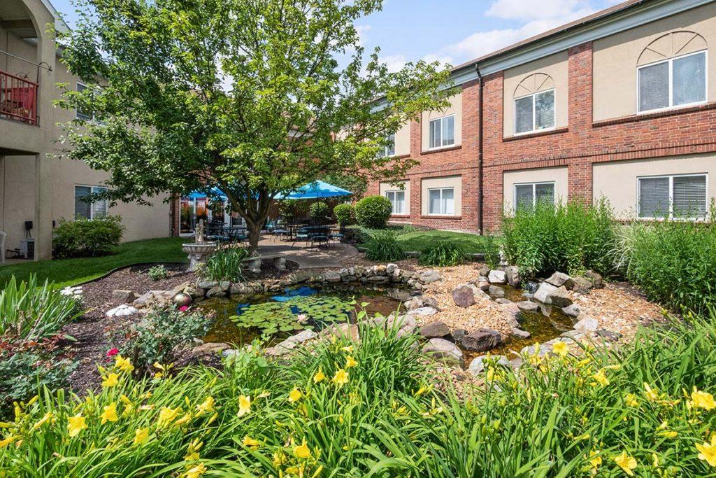 Richmond Terrace – Small Community, Big Heart