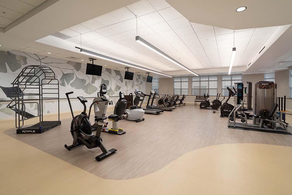 Rager Fitness Center