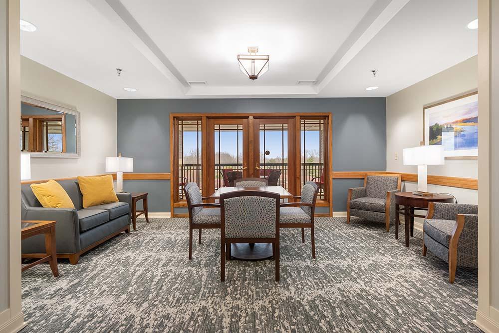 West Fourth Floor Sitting Room