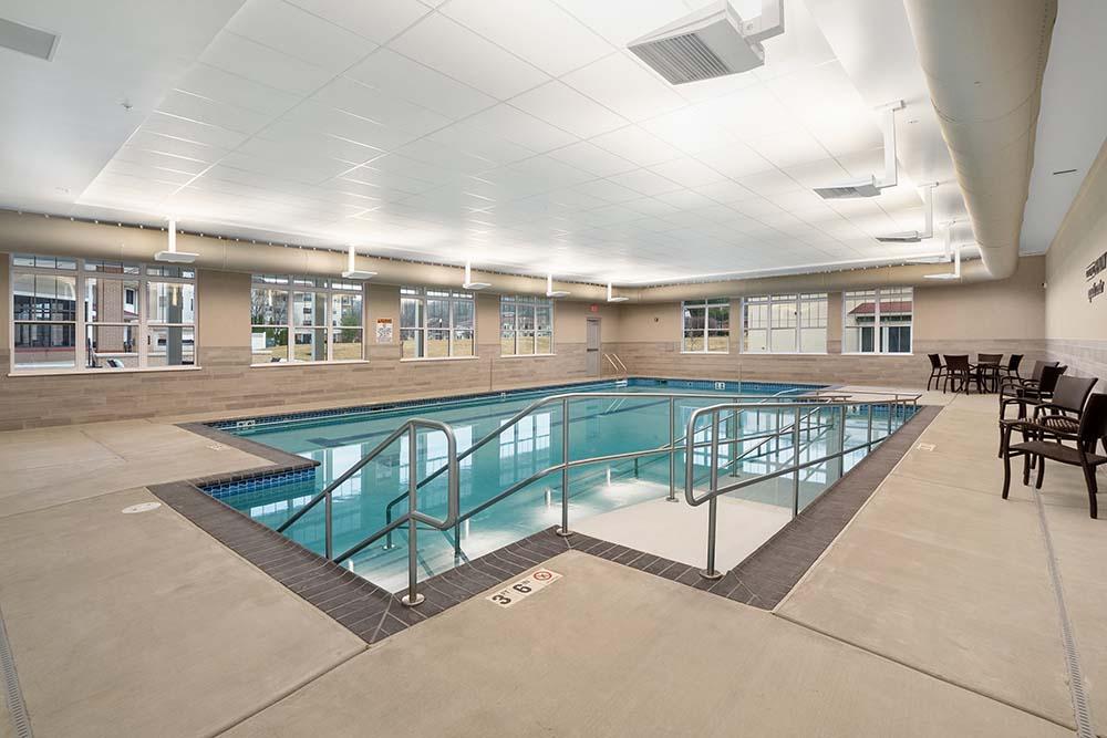 Gary & Judy Peplow Aquatic Center