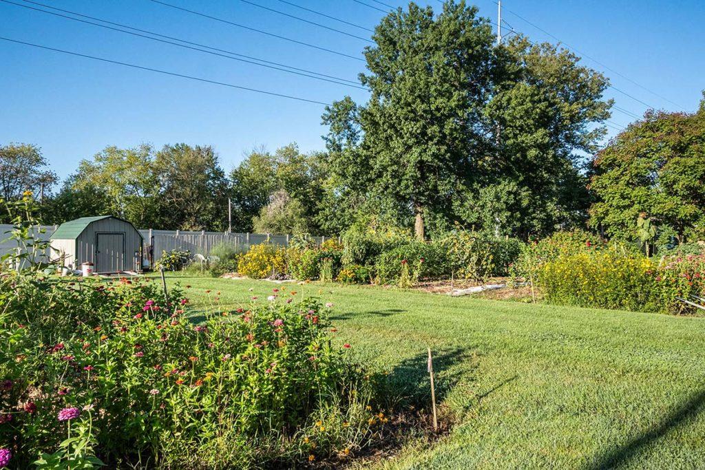 Resident Garden