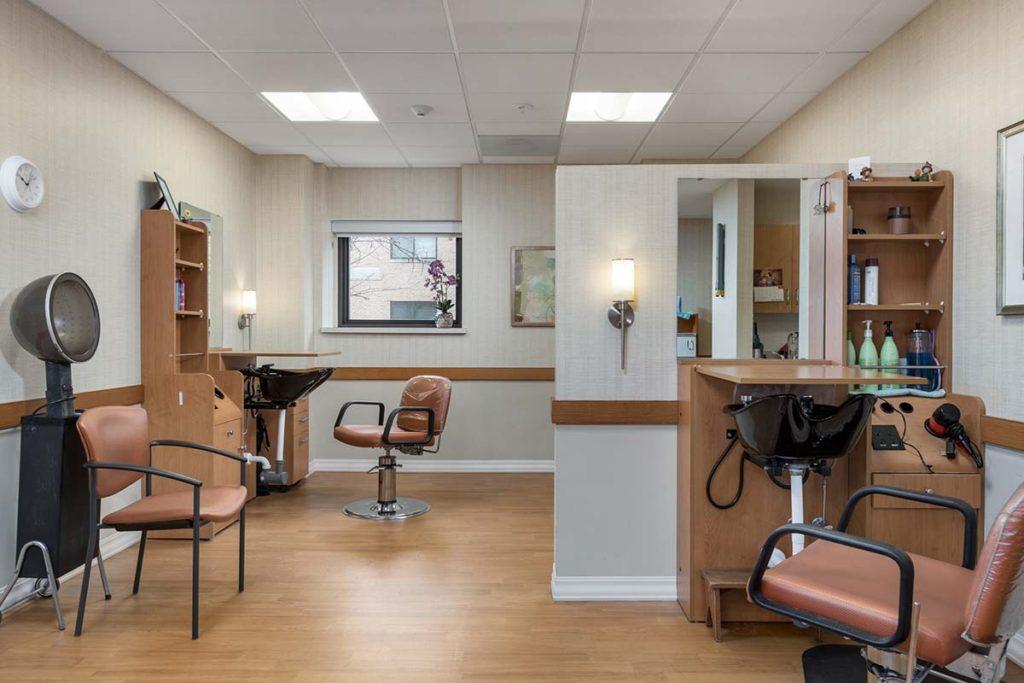 Beauty Salon/Barber Parlor