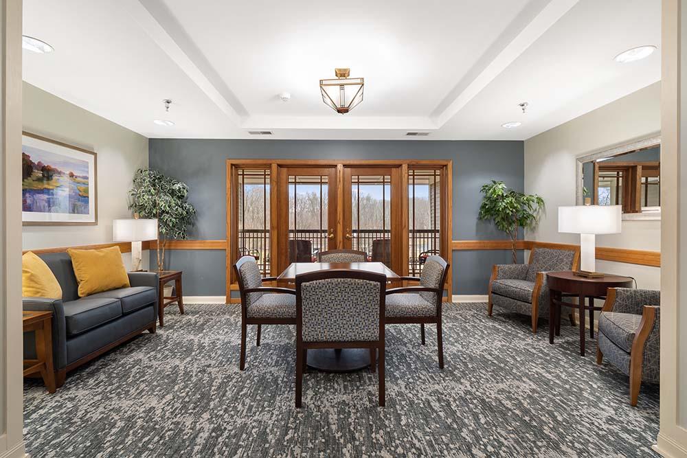 North Fourth Floor Sitting Room