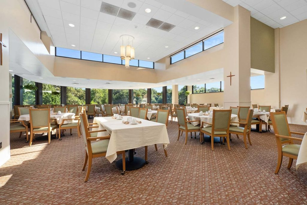 The Oaks Dining Room