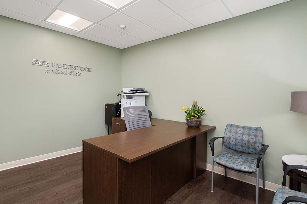 Cy & Kay Fahnestock Medical Clinic