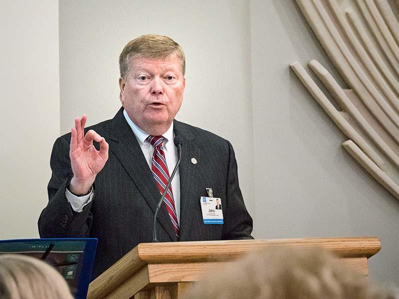 CEO, John Kotovsky Speaks