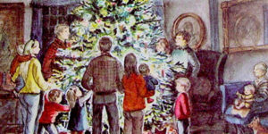 20 Questions at Christmas: Getting to Know Your Family All Over Again