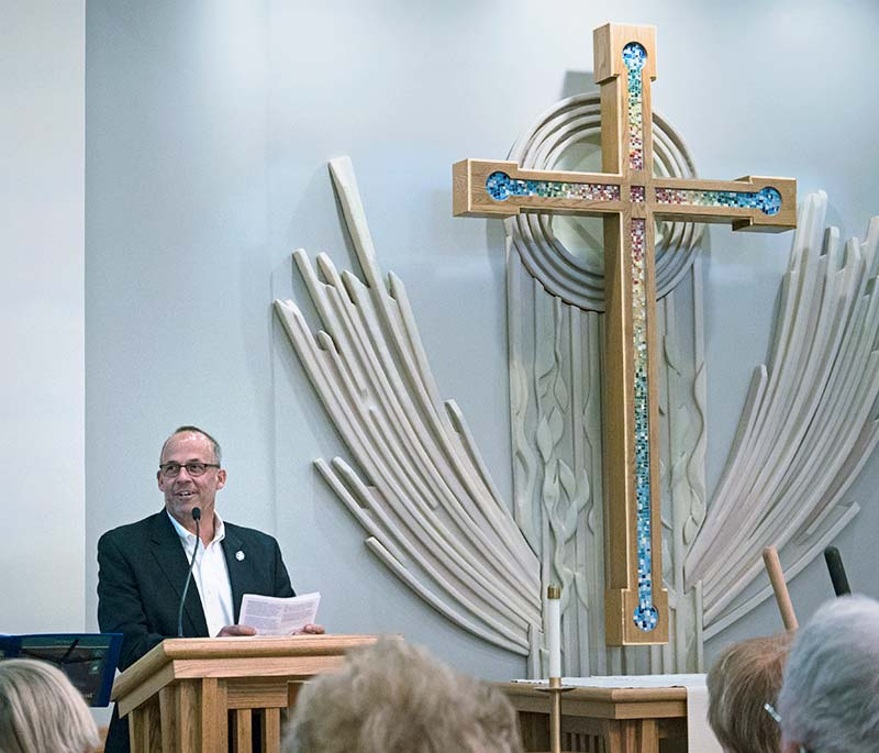 Lutheran Hillside Village Welcomes Guests