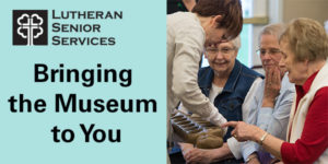 Meridian Village Residents Enjoy Non-Traditional Museum Experience Thanks to SIUE/Community Collaboration