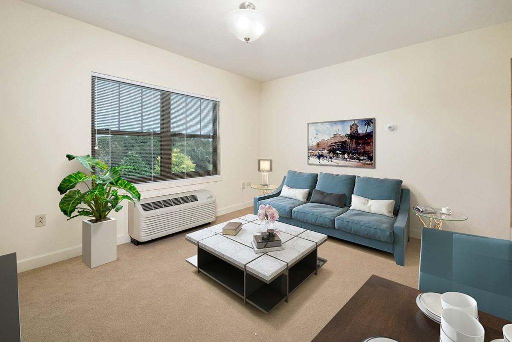 One Bedroom Apartment