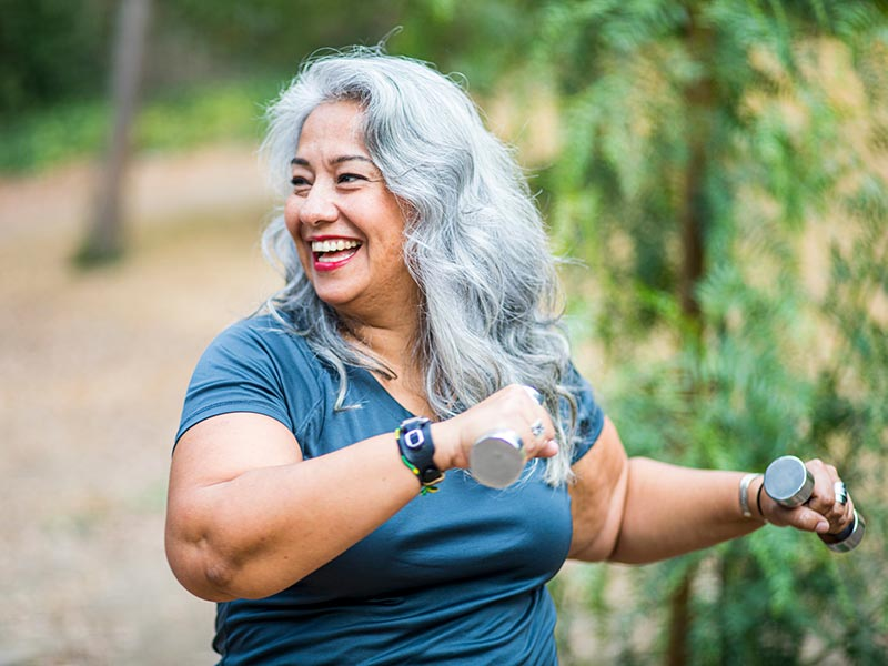 The Importance of Wellness as We Age