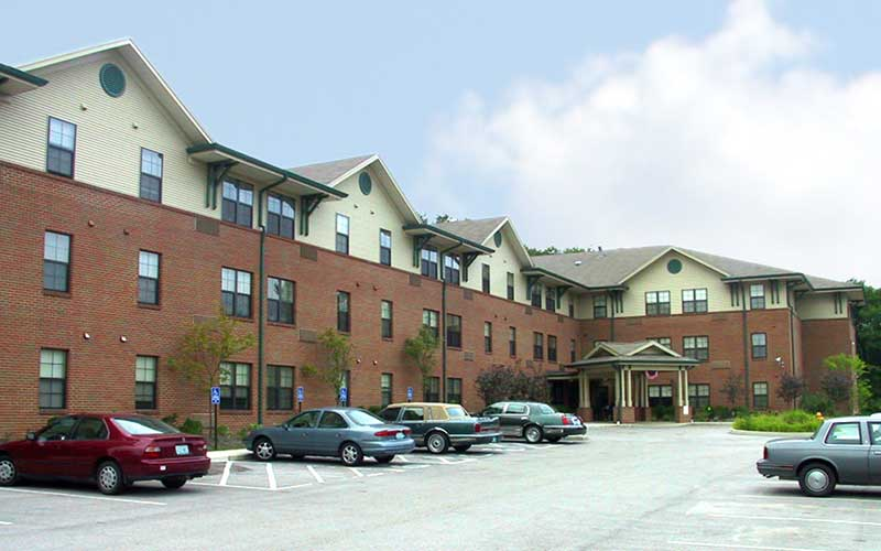 Dunn Road Manor. Low Income Senior Housing   Lutheran Senior Services