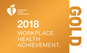 Lutheran Senior Services Receives Highest Level of 2018 Workplace Health Recognition from American Heart Association