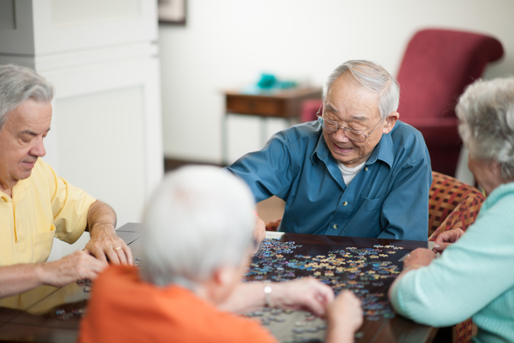 Are Jigsaw Puzzles Good for Seniors?