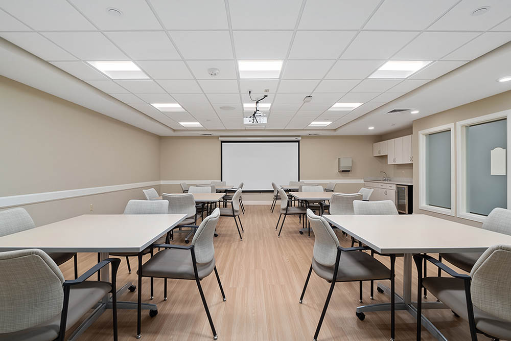 Resident Meeting Room