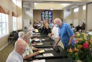 Resident Authors Contribute to Community Book