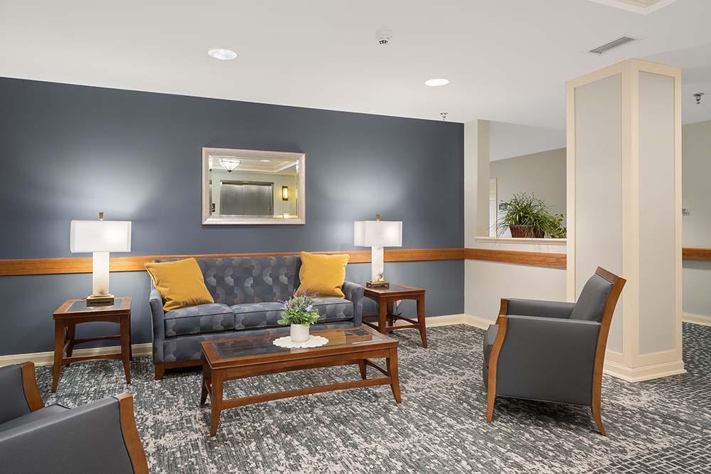 Fourth Floor Sitting Room