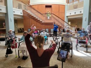 Fine Arts bring Fine Benefits to Laclede Groves Residents
