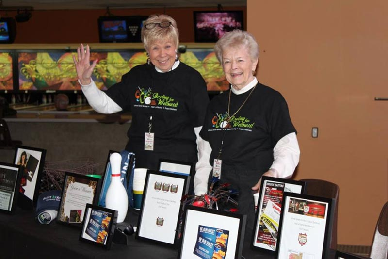 Fundraising is crucial to LSS and our volunteers help make that possible.