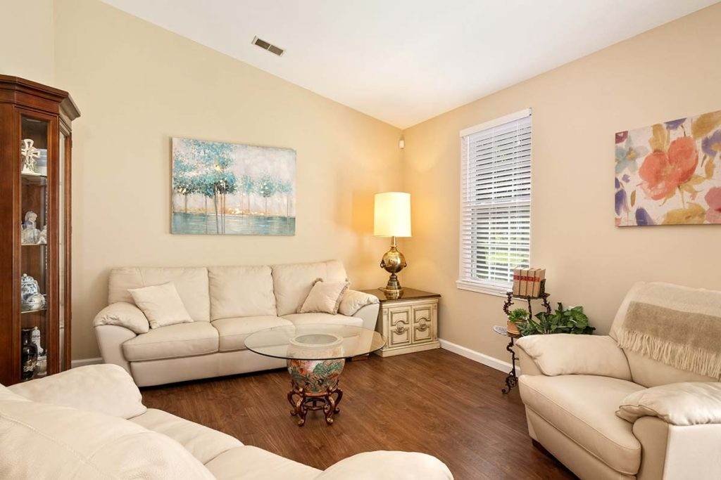 Two Bedroom Patio Home