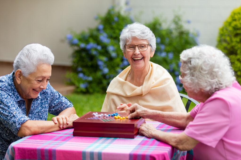 Levels of Care for Senior Living