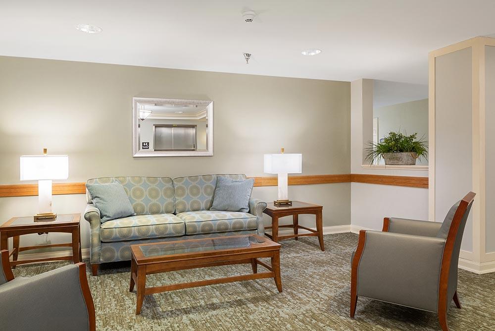 Third Floor Sitting Room