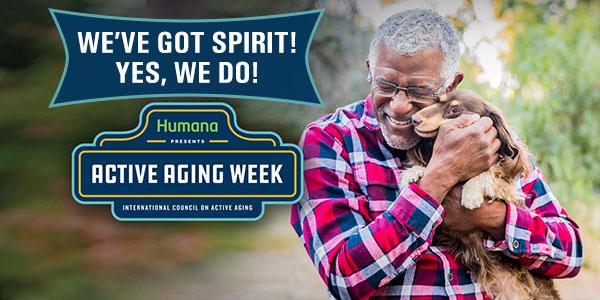 Heisinger Bluffs Wins Spirit Award for Active Aging Week