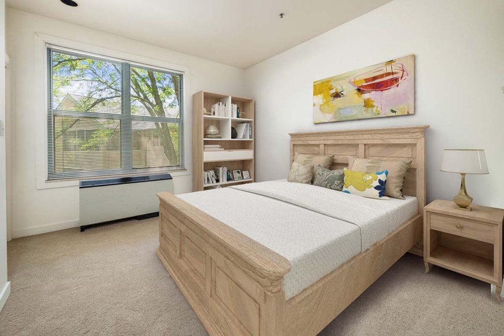 Open One Bedroom
