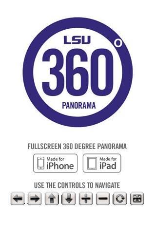 LSU 360-Degree Facility Views